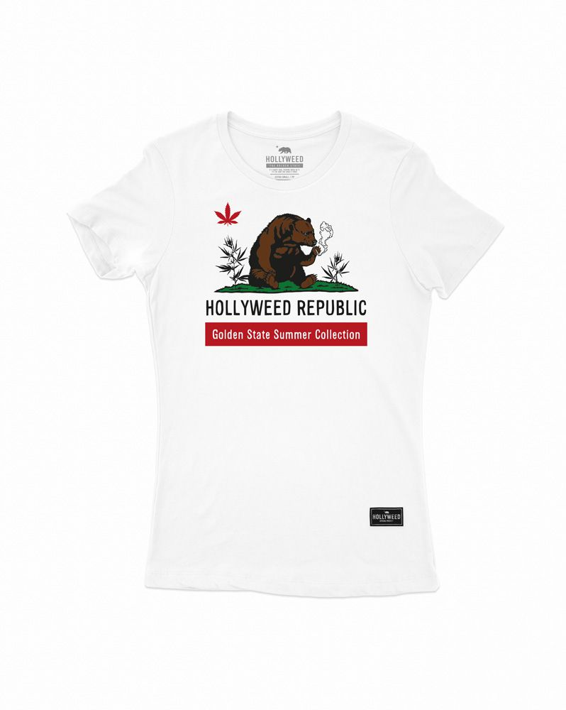 Camiseta Feminina Stoned Bear