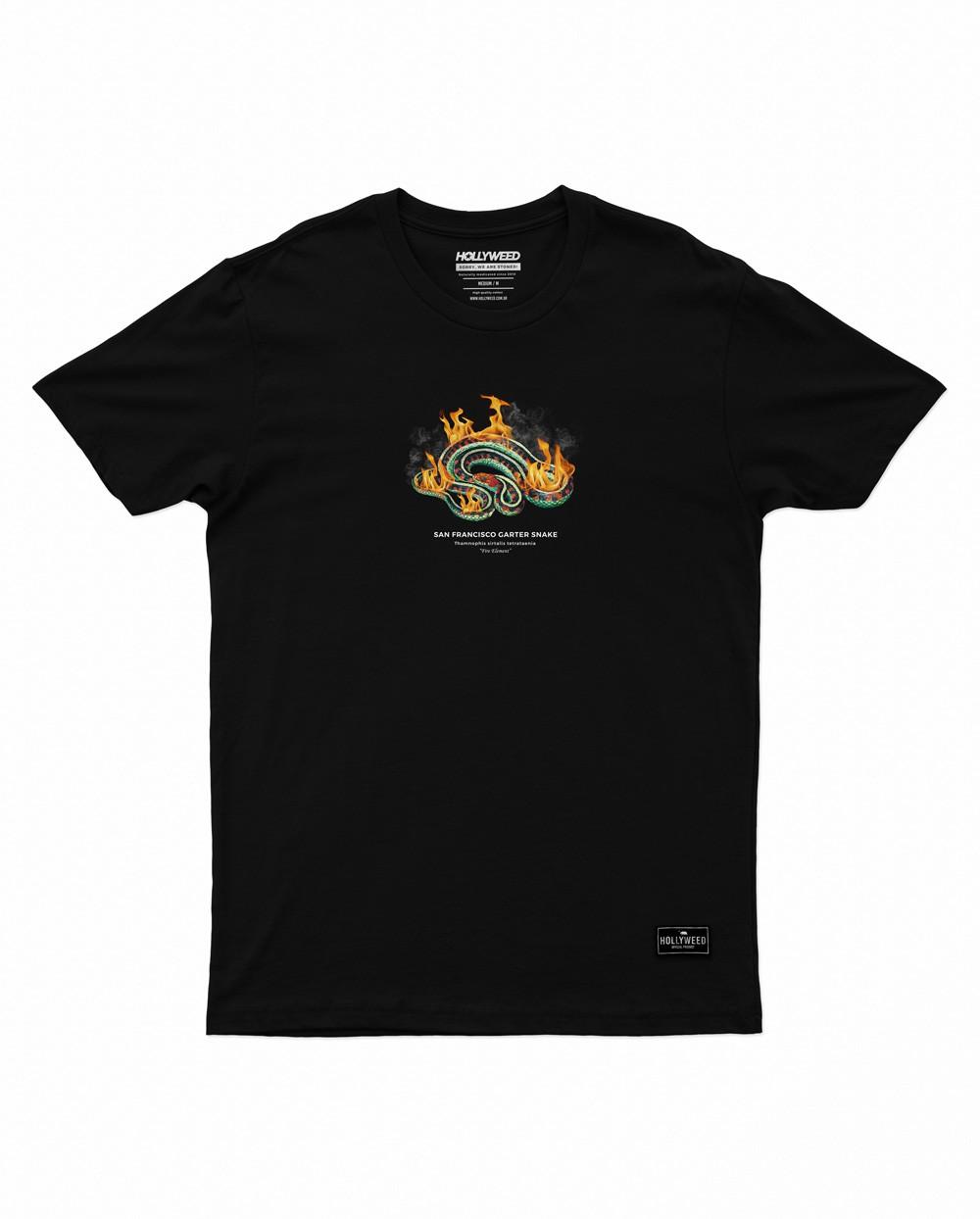 Camiseta Garter Snake