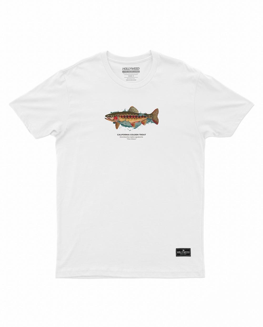 Camiseta Golden Trout