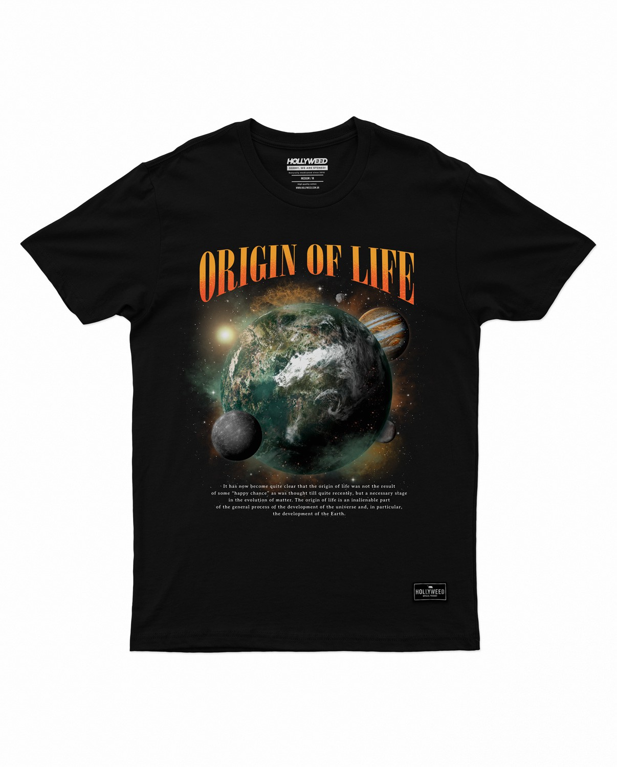 Camiseta Origin Of Life