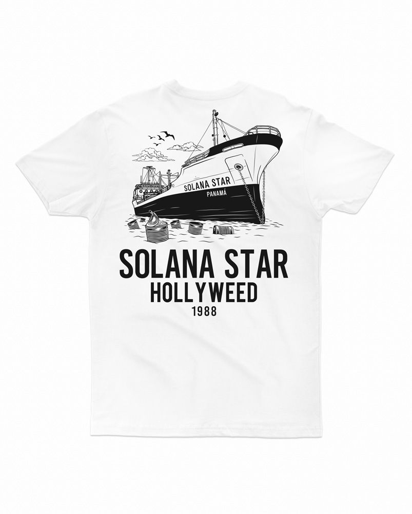 Camiseta Solana Star