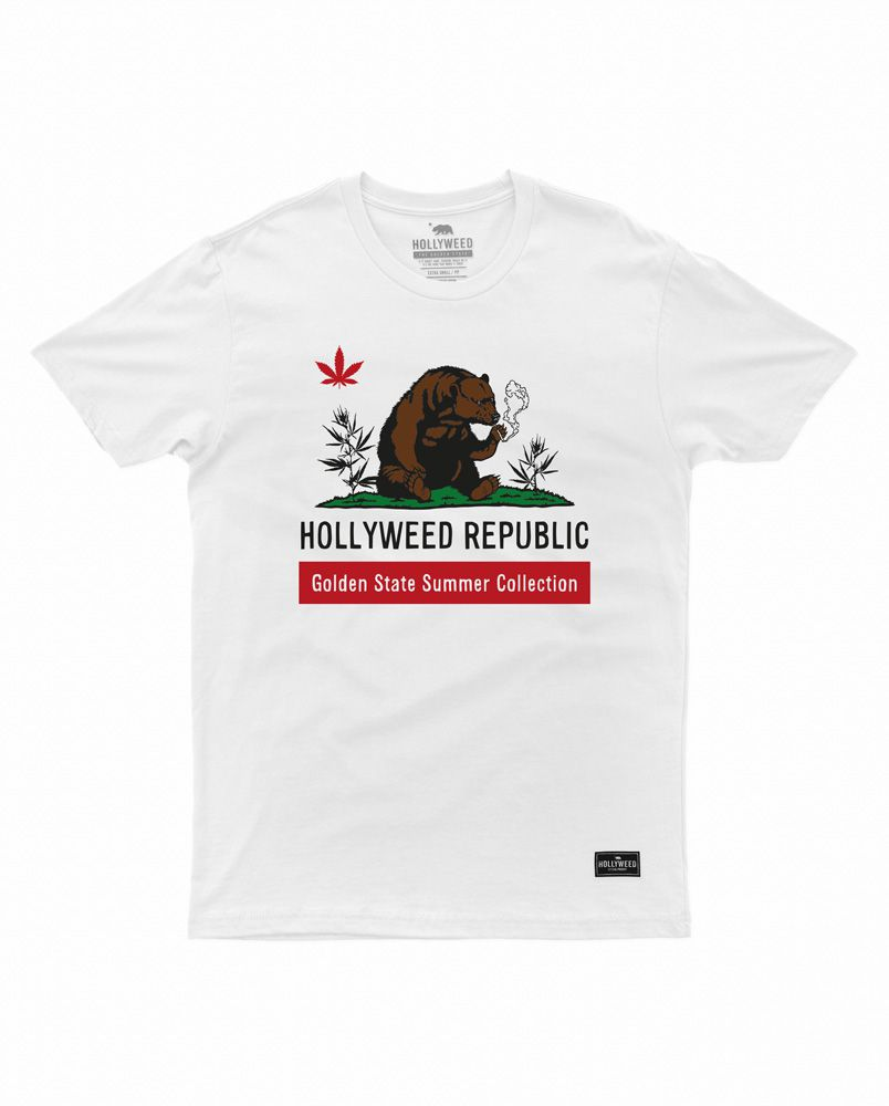 Camiseta Stoned Bear