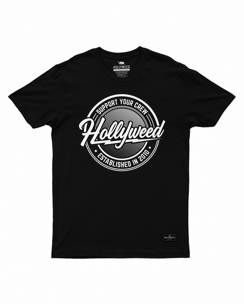 Camiseta Support Your Crew