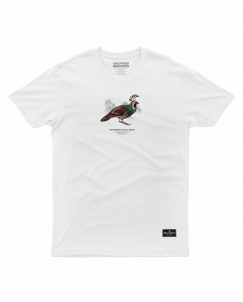 Camiseta Valey Quail
