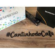 Acrílico de Parede #CantinhodoCafé