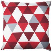 Capa Angra Premium Geométrico Vermelho