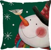 Capa Personalizada Boneco de Neve
