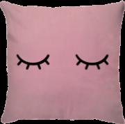 Capa Personalizada Cílios Rosa