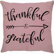 Capa Personalizada Grateful Rosa