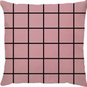 Capa Premium Grid Rosa