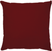 Capa de Almofada Lisa Veludo Bordo