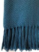 Manta para Sofá Blanzy Azul 2,00x1,20