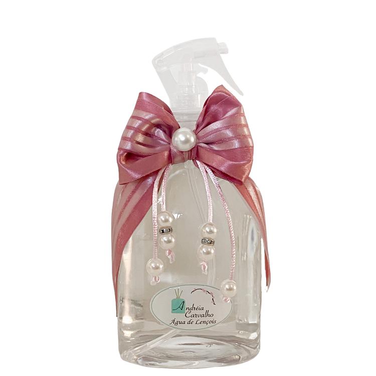 Água de Lençóis Sweet Nilla c/ Laço Rosa Antigo 500 ml
