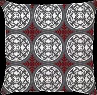 Capa de Almofada Athenas Bordo