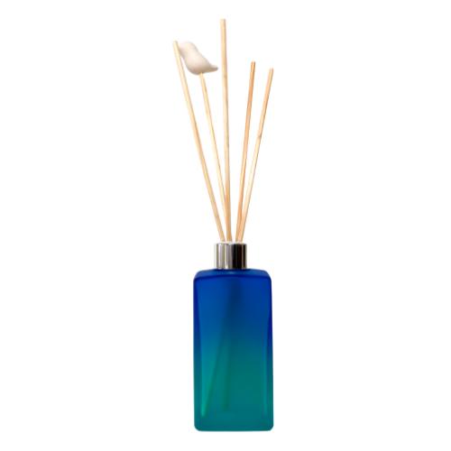 Difusor de Ambiente Square Crazy Smell Degrade Verde e Azul 250 ml