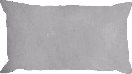 Enchimento para Almofada Silicone 25 X 45 cm