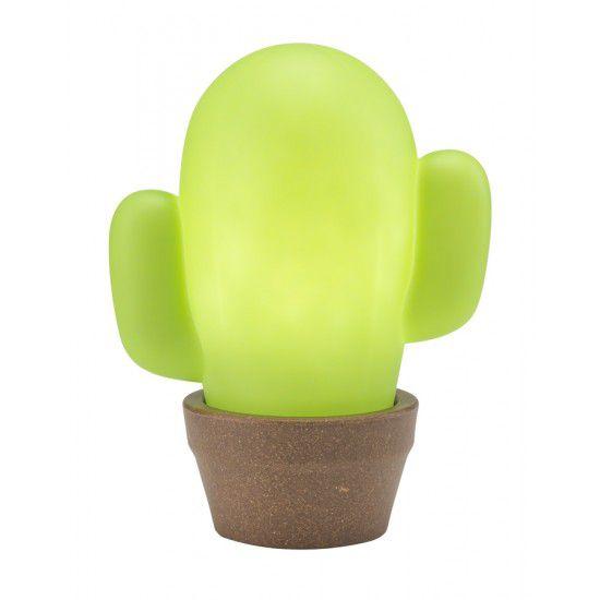 Luminária de Mesa Cacto c/ Vaso