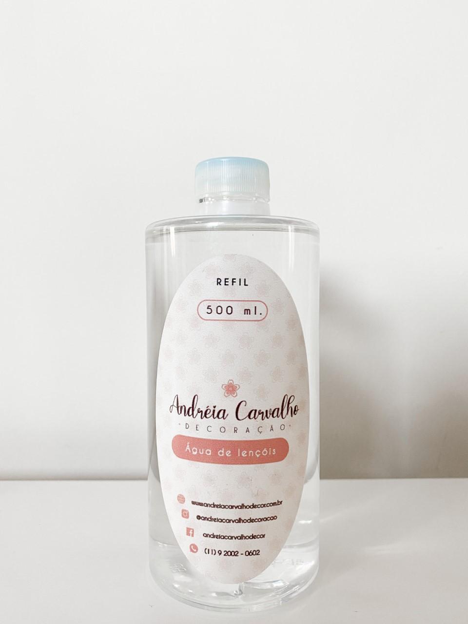 Refil Água de Lençóis Chá Branco 500 ml