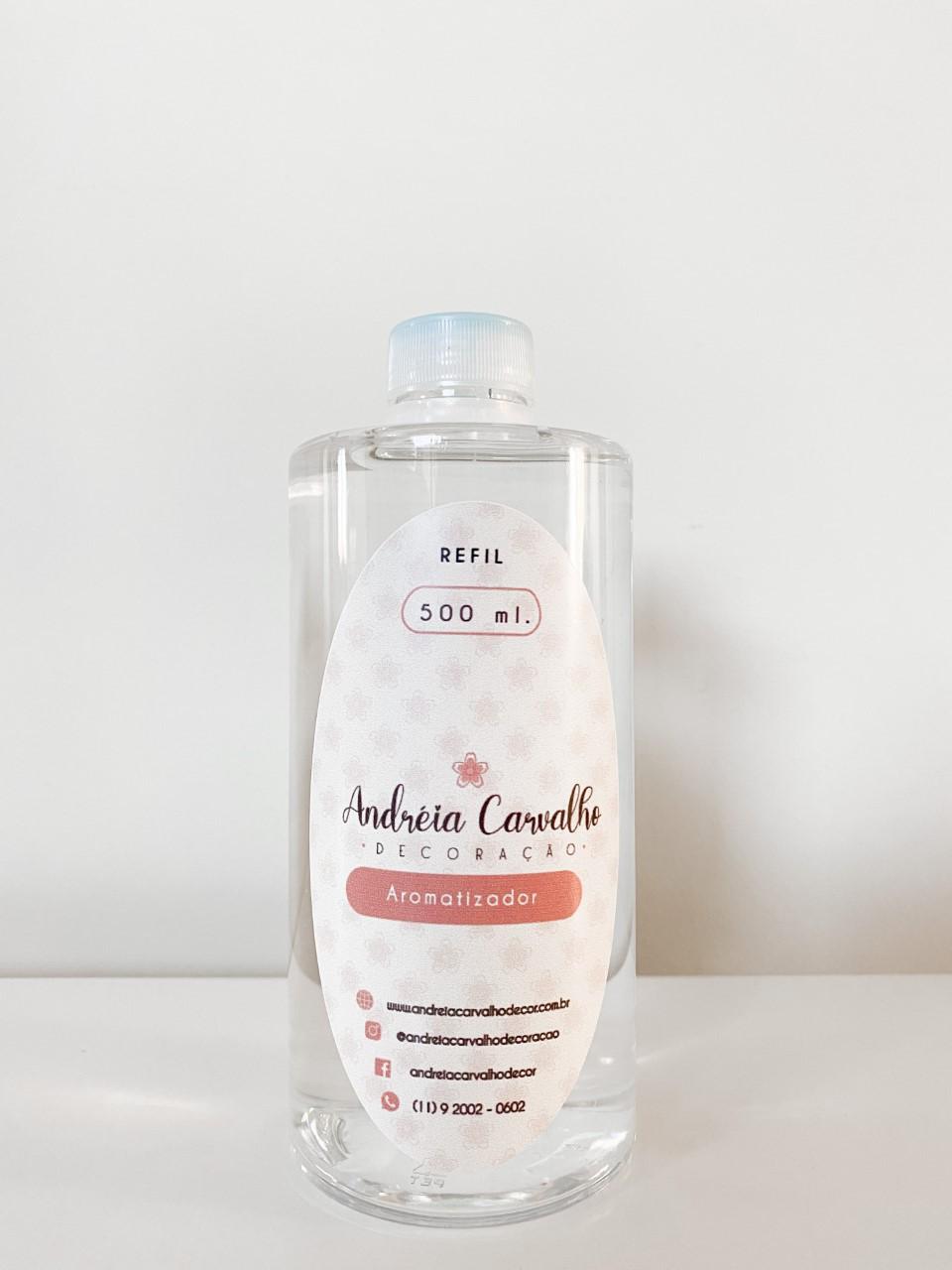 Refil Aromatizador de Ambientes Figo e Açúcar Mascavo 500 ml