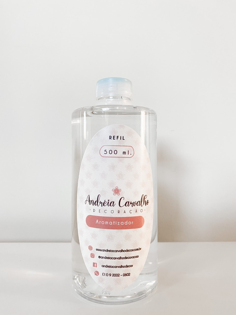 Refil Aromatizador de Ambientes Sweet Nilla 500 ml