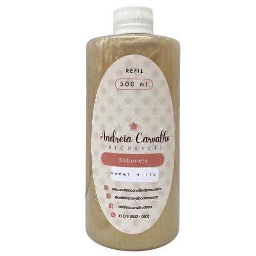 Refil de Sabonete Líquido Sweet Nilla 500 ml