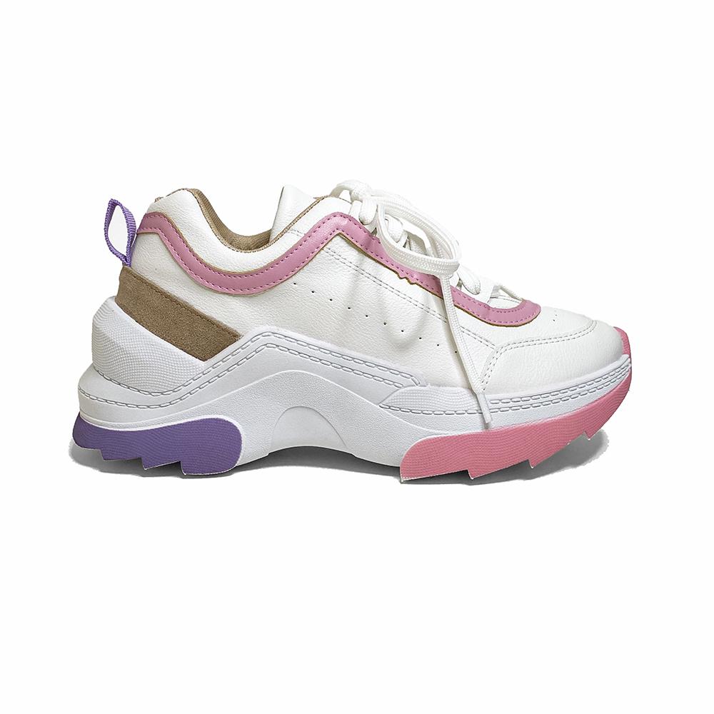 Tênis Sneaker Color