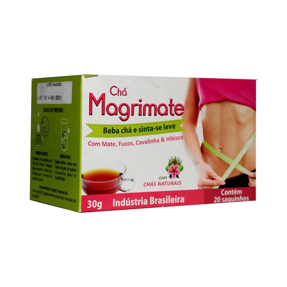 Chá Magrimate 30g - 20 sachês
