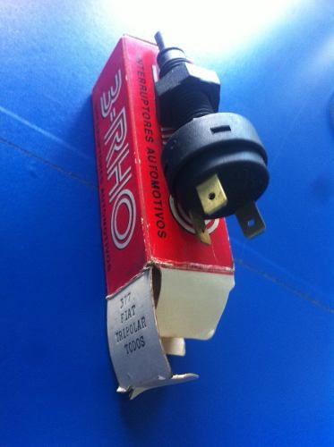 Interruptor Freio Fiat Uno Fiorino Fiat 147 Tripolar