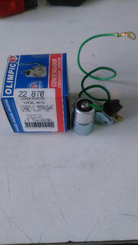Condensador Distribuidor Fusca