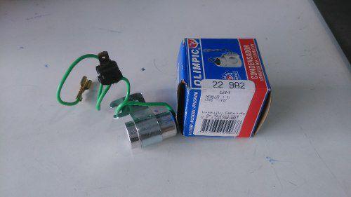 Condensador Distribuidor Monza