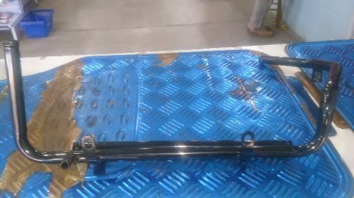 Cavalete Refrigeração Vw- Gol-Saveiro motor Cht 1.6