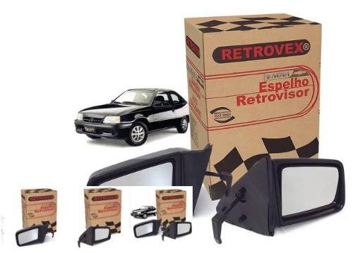 Retrovisor Kadett 88/98 -l/e C/controle-1237.0 - Retrovex