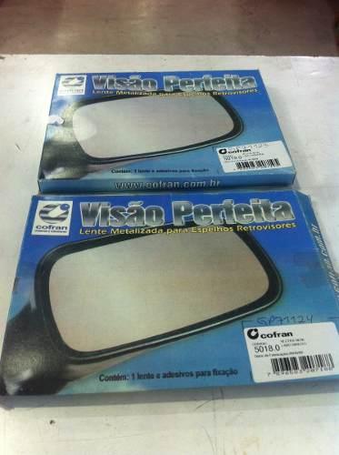 Lente Do Retrovisor Vectra 94/95 Ld/le (o Par)