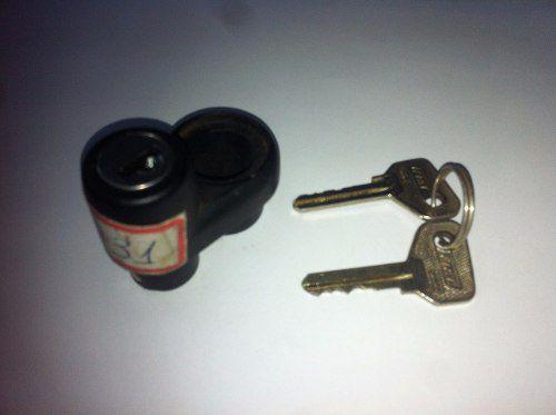 Cilindro Porta Malas Fiorino 147 Com Chave