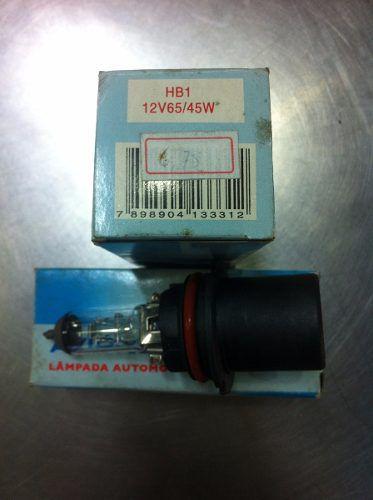 Kit Lampada Hb1 Importada 12v 65/45w (2 Peças)
