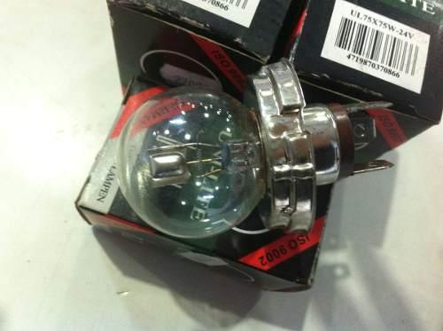 Kit Lampada H5 Importada 24v 75/75w (4 Peças)