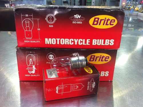Kit De Lampadas De Moto 35x35 12/35w