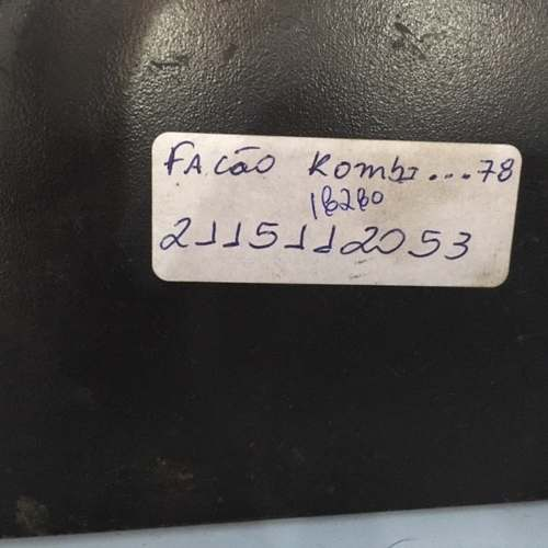 Facão Kombi Até 78