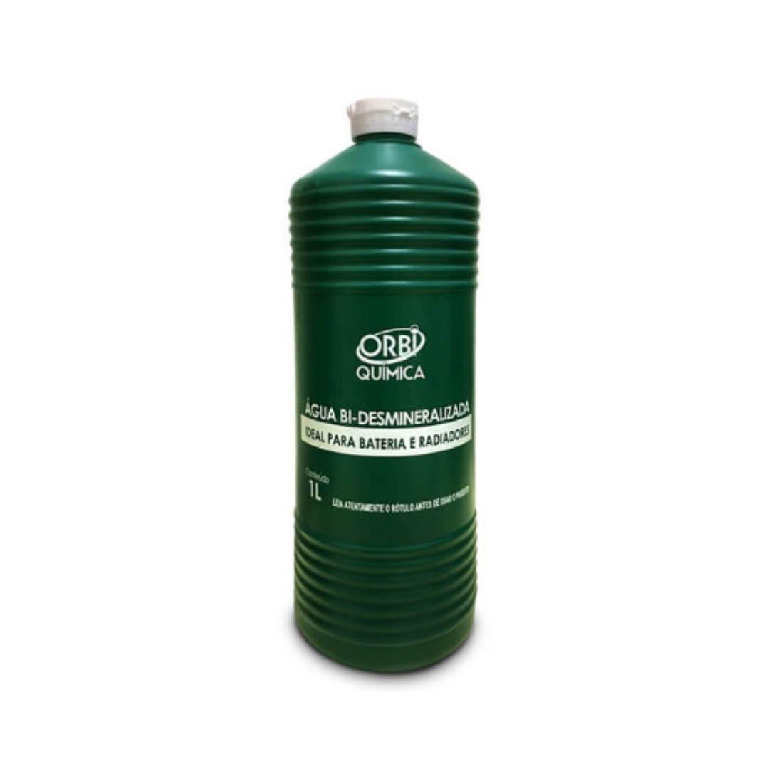 Agua Para Baterias e Radiadores BI-DEMINERALIZADA