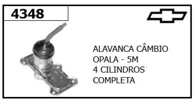 ALAVANCA CAMBIO OPALA