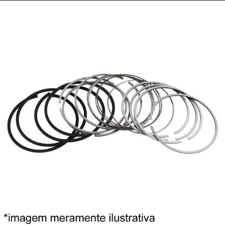 Anéis Pistão Motor Corcel I/ii 1.4 72/82 0,50