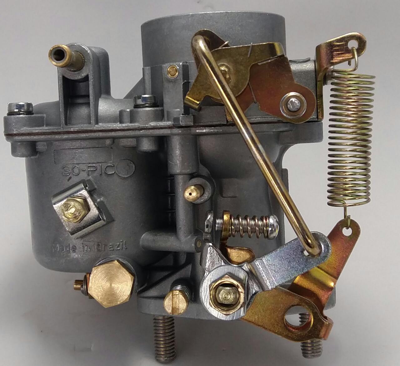 Carburador Novo Fusca Kombi de 1972/83 brasilia de 1973 1974/75