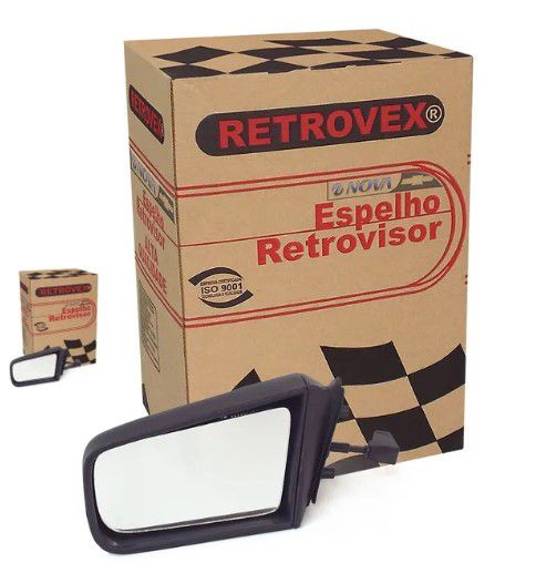 Retrovisor Chevette 87/ED-Ext-L/E-C/Ctrl-