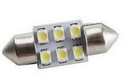 Lampada Torpedo 39 LED PAR