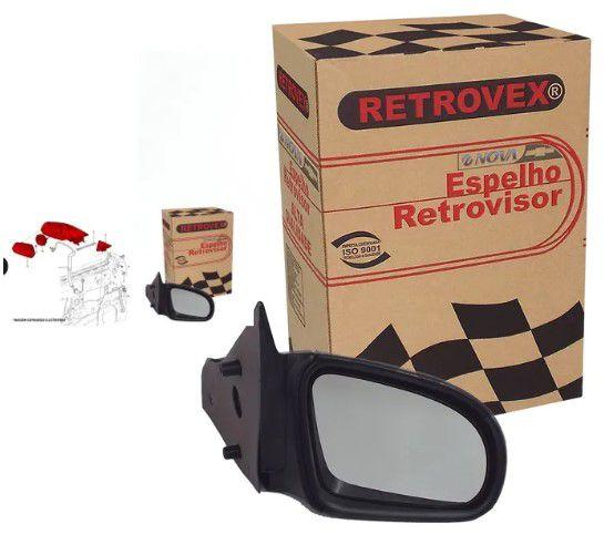 Retrovisor Corsa sw 02 03/ED-Ext S/Ctrl-L/D-1230.1