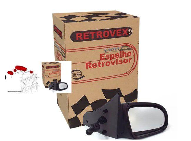Retrovisor Corsa sw 02-classic 03/ED-C/Contr Ext1228.1