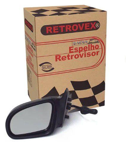 Retrovisor Corsa sw 02-classic 03/ED-C/Contr-L/E-1229.0