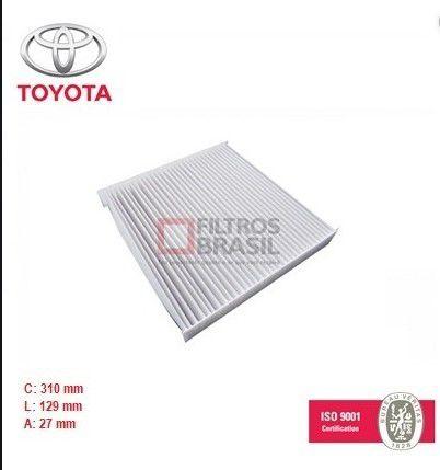 Filtro Cabine-Etios 12/ED-Filtros Brasil-FB1158