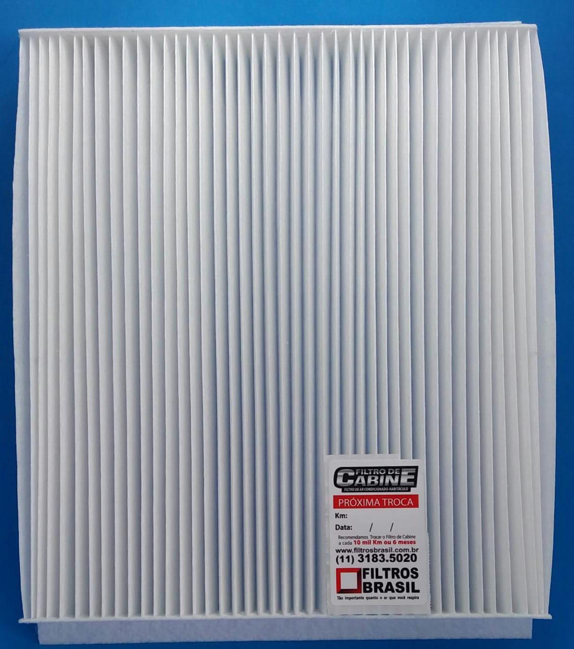 Filtro Cabine-Meriva 1.4 8V Econo Flex 08-FB704