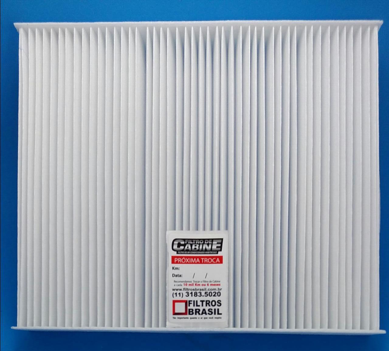 Filtro Cabine-Onix-Cobalt-Spin-Sonic-Cruze11/16-Prisma 13/16-FB1081